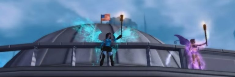 City of Heroes' Homecoming rogue servers are now blocking copyright-infringing characters