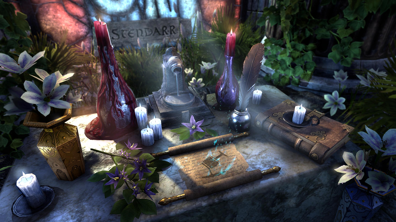 Elder Scrolls Online's Murkmire DLC launches October 22, but