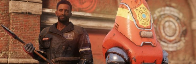 Fallout 76 tweets about a new faction, the Responders