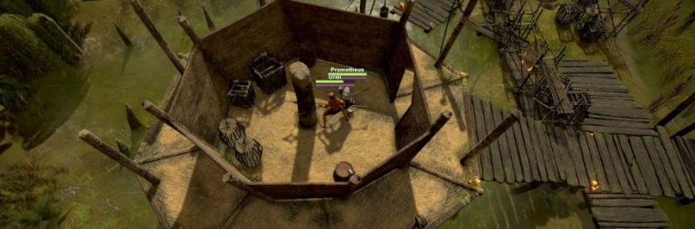 MMO sandbox Fractured addresses PvP balancing, may delay player housing test