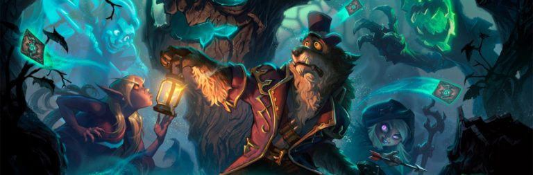 Hearthstone aims to balance Giggling Inventor, Mana Wyrm, and Aviana