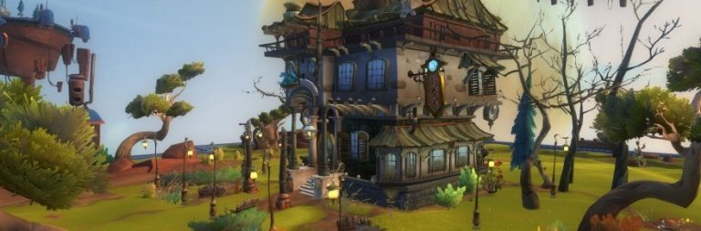 Perfect Ten: MMOs that desperately need proper player housing