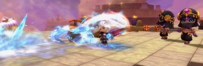 MapleStory 2 is dealing with rash of gross player cosmetic