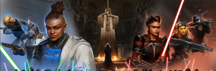 Here's a run-down of everything coming to SWTOR in the next