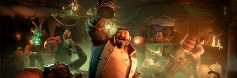 Sea of Thieves launches its Shrouded Spoils update
