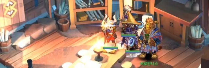 Nexon's upcoming mobile title Spiritwish enters closed beta