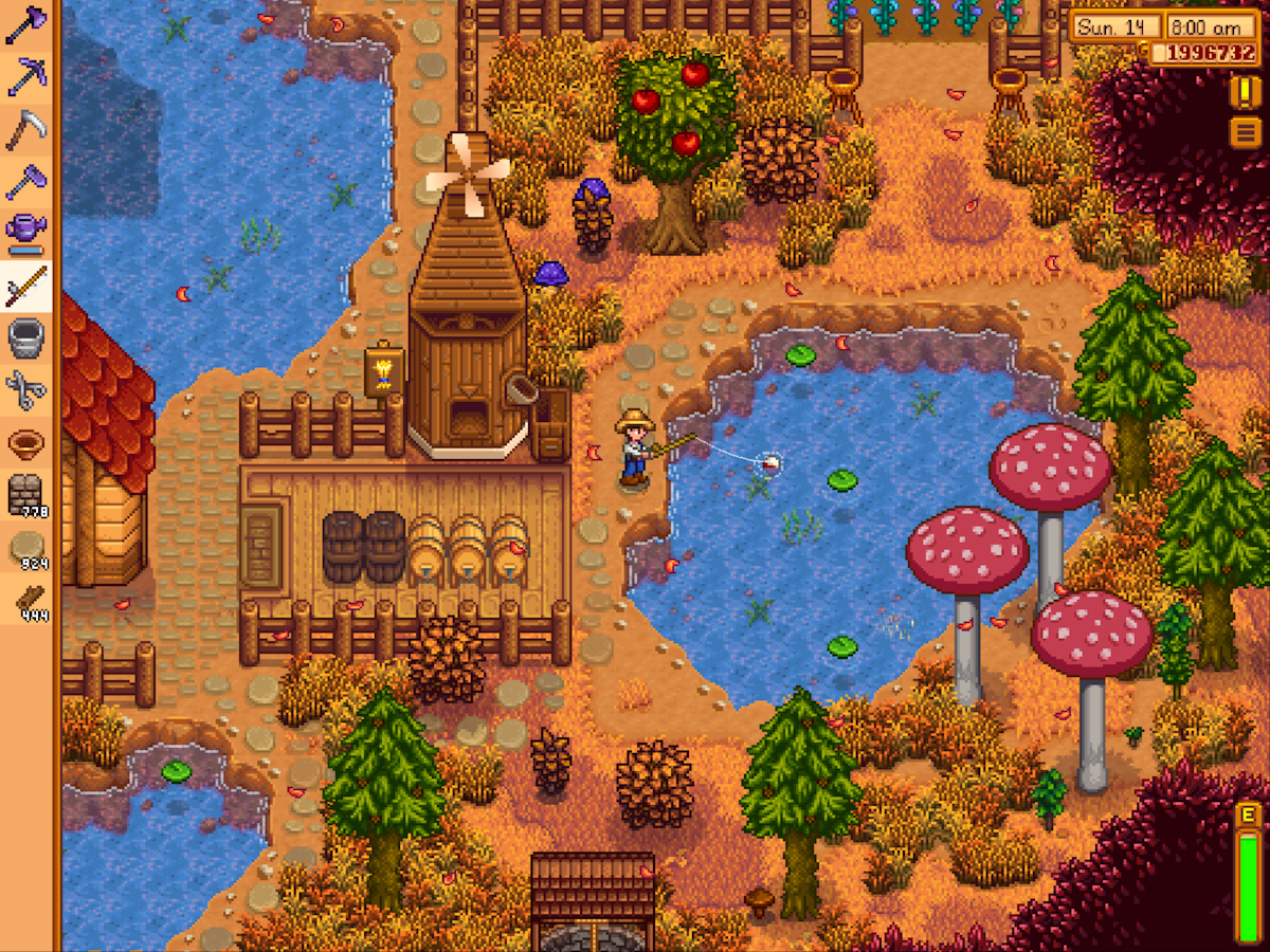 Stardew Valley's iOS version is coming soon – but without