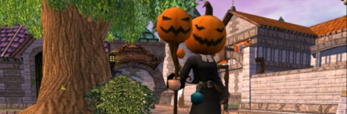 Wizard101 and Pirate101 celebrate Halloween with festive crown shop