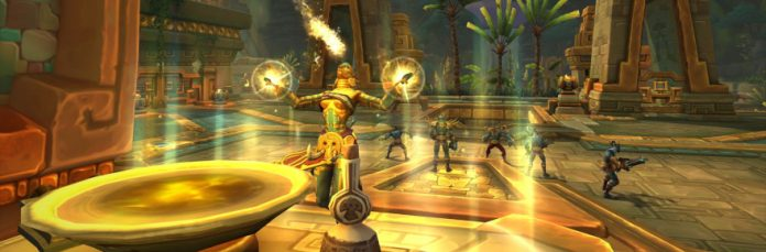 World of Warcraft works on Azerite Armor cache hotfixes