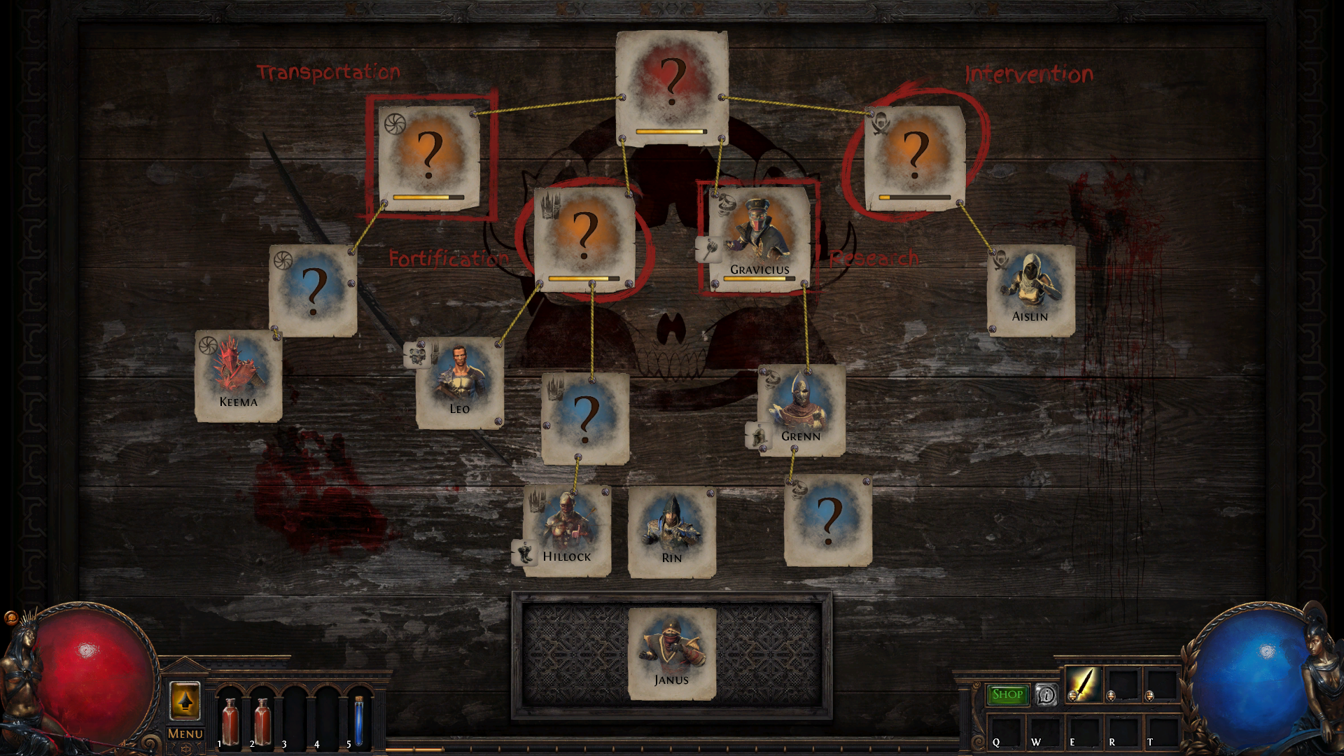 Path of Exile's Betrayal brings back Bestiary, Incursion, and Delve