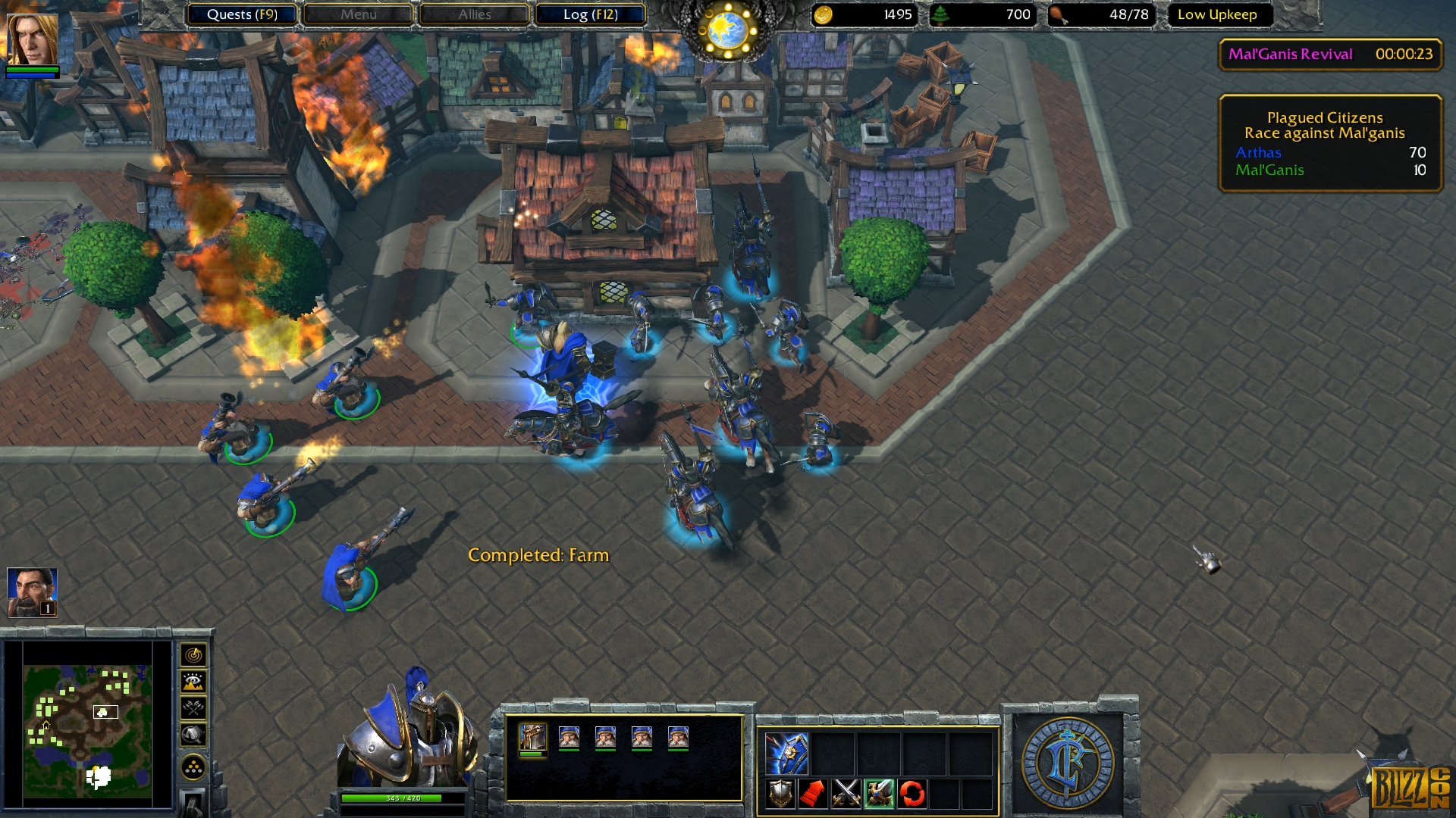 BlizzCon 2018: Warcraft III: Reforged is a remaster and update of