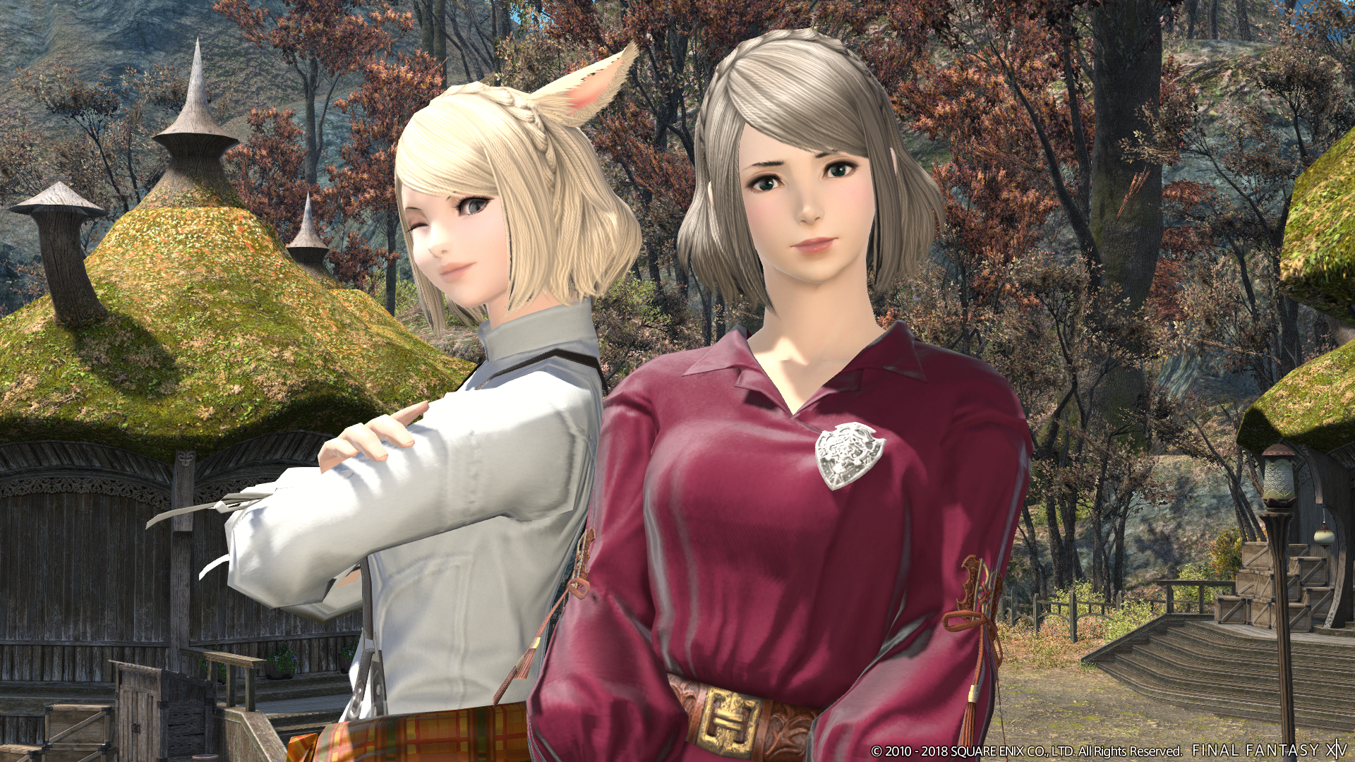 Final Fantasy XIV's 4 45 patch is live with Eureka Pyros and