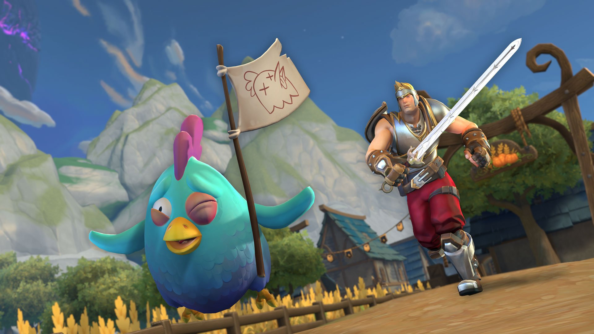 Hi-Rez Expo 2018: Realm Royale is coming to both consoles