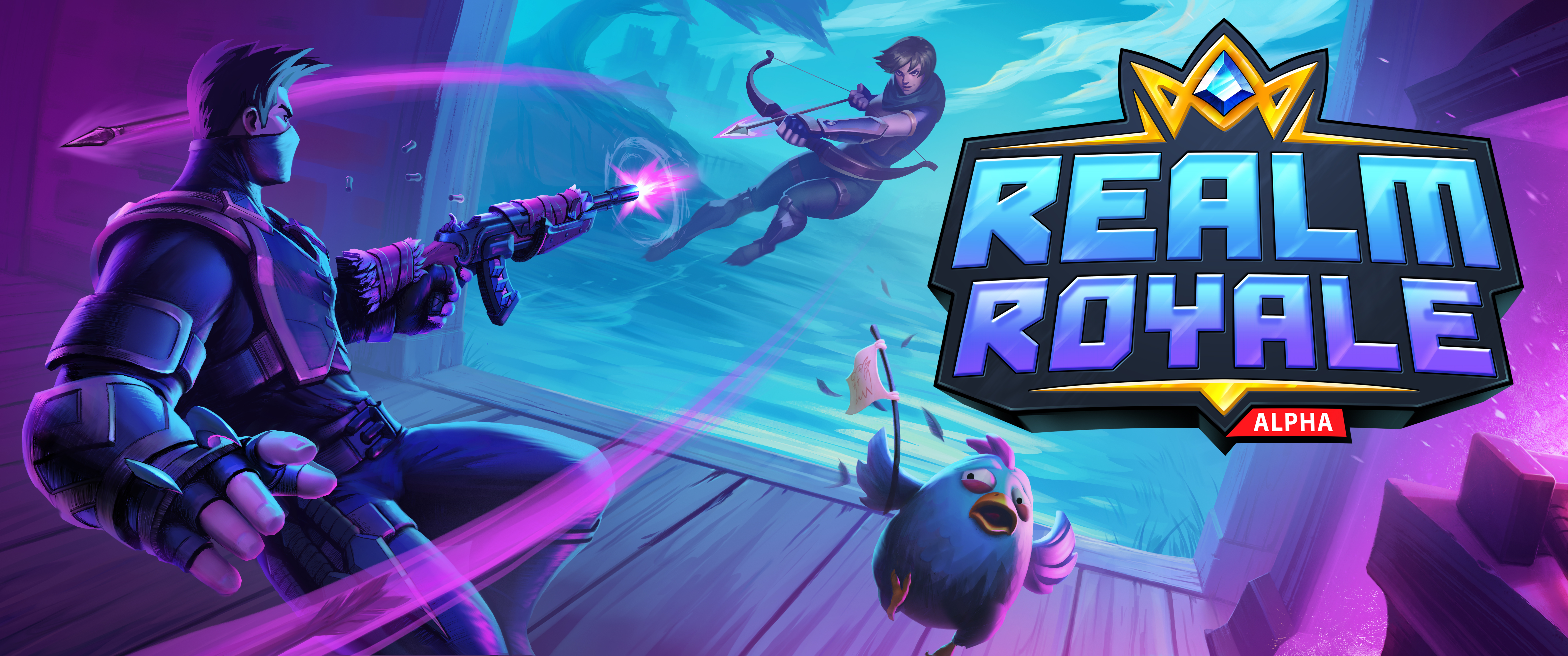 Hi-Rez Expo 2018: Realm Royale is coming to both consoles, plans
