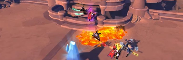 Albion Online delves into Crystal Realm PvP battles ahead of Nimue update's release