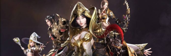 Nexon previews MMOs including Astellia Online and Mabinogi Mobile