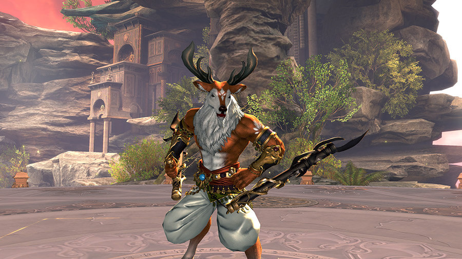 Blade & Soul previews the dungeons arriving in Theater of Mystery