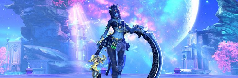 Tencent will host a cloud version of Blade & Soul in China soon