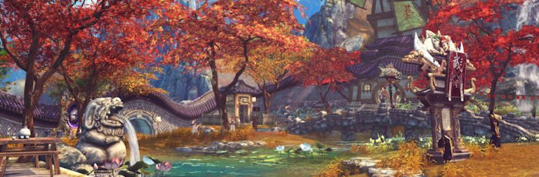 Blade & Soul previews weapon and gear updates ahead of its Theater of Mystery patch