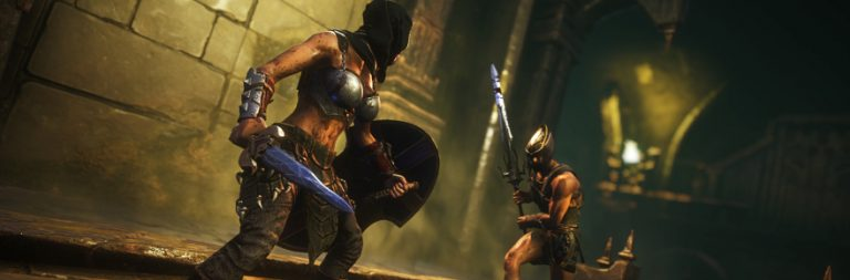 Conan Exiles is revamping bows and throwing weapons and adding a new katana weapon archetype