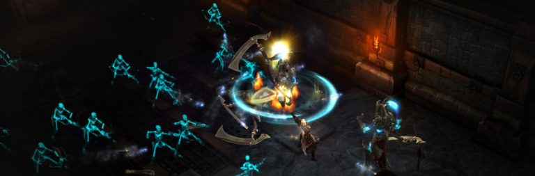 Diablo III prepares its next season and item changes for public testing on October 1