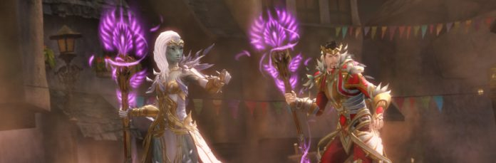 Guild Wars 2's Tournament of Legends and new player-built