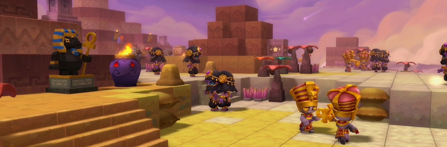 MapleStory 2 tweaks Chaos Raid weapon triggers and bans a