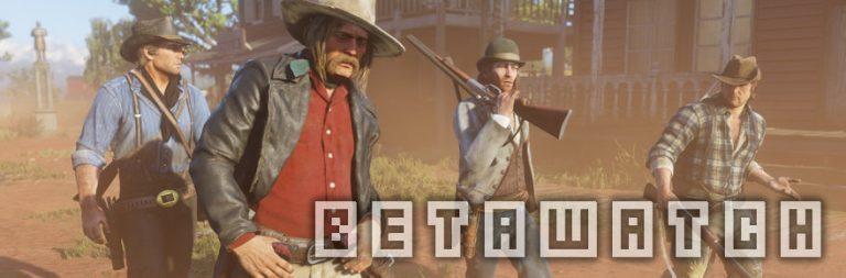 Betawatch: Red Dead Online is alive and possibly not red