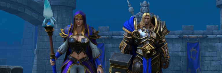 Warcraft III: Reforged will support original's custom games, allow crossplay between both versions