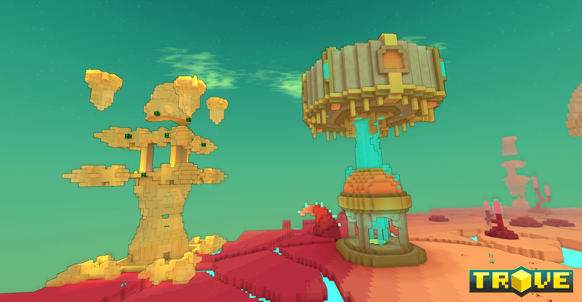 Trove's Crystal Combat update arrives on PC tomorrow, delays
