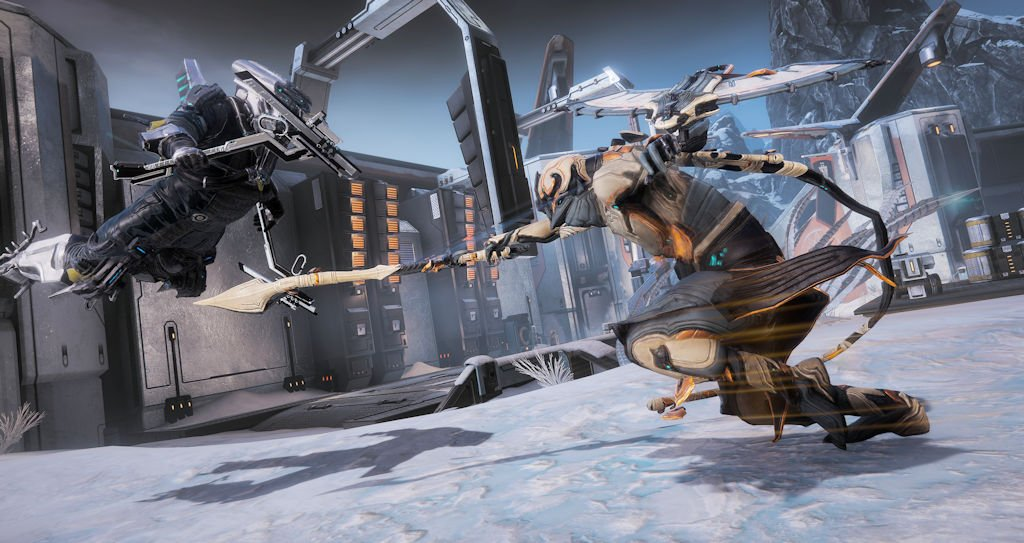 Warframe launches its 38th 'frame, Baruuk, with today's