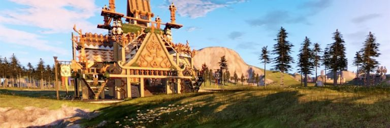 Camelot Unchained talks 64-bit client, animations, and class building in beta