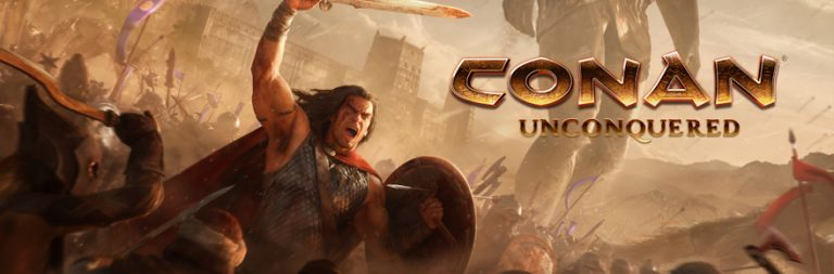 Funcom's Conan Unconquered isn't an MMO – it's a strategy game