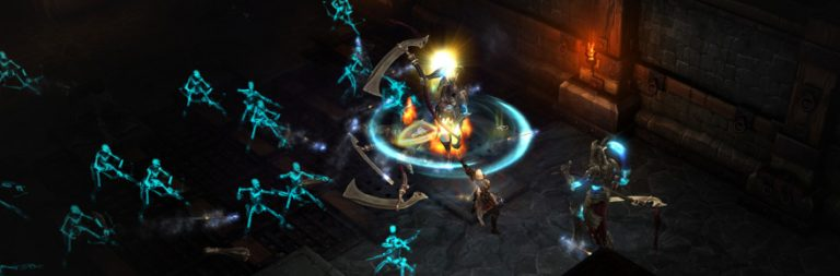 Check out some of the art from the Diablo III that never was