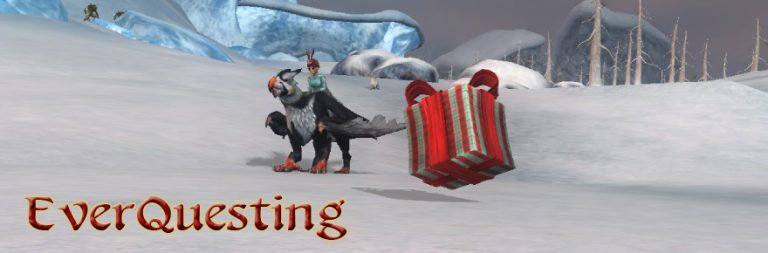 EverQuesting: It's a cash shop Christmas in EverQuest II's Frostfell