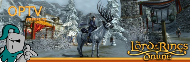 The Stream Team: Saving snow forts for LOTRO's Yuletide