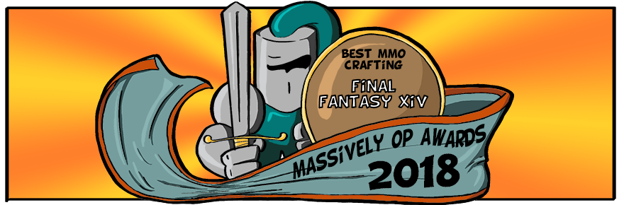 Massively OP's 2018 Awards: Best MMO Crafting of 2018 | Massively