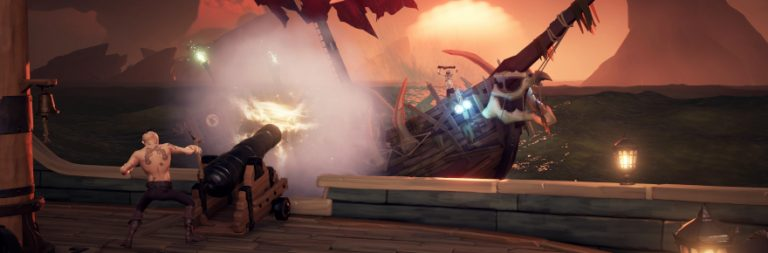 Sea of Thieves reflects on 2018 in final developer update of the year