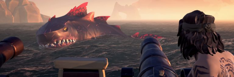 Sea of Thieves shows off its new Shrouded Spoils update in latest stream highlights video