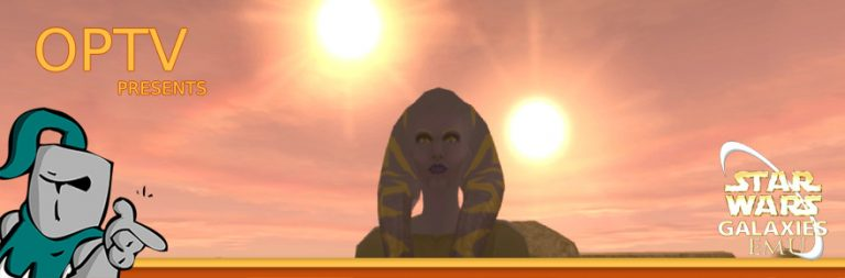 The Stream Team: Commemorating Star Wars Galaxies' deathday in an emu