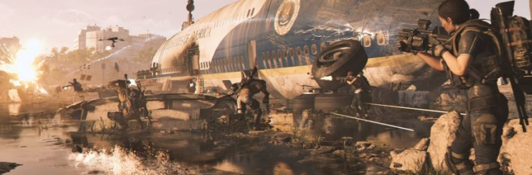 The Division 2 announces its open beta starting on March 1