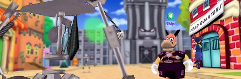 Toontown Rewritten's latest player update buffs options and character movement