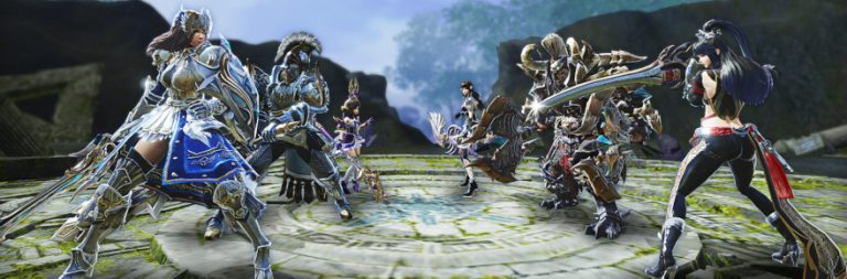 Nexon's 'next-gen' mobile MMO AxE: Alliance vs Empire is coming westward 'soon this year'
