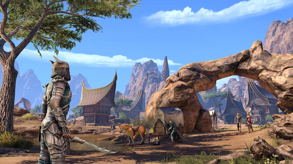 Elder Scrolls Online will launch Elsweyr and Necromancer in June