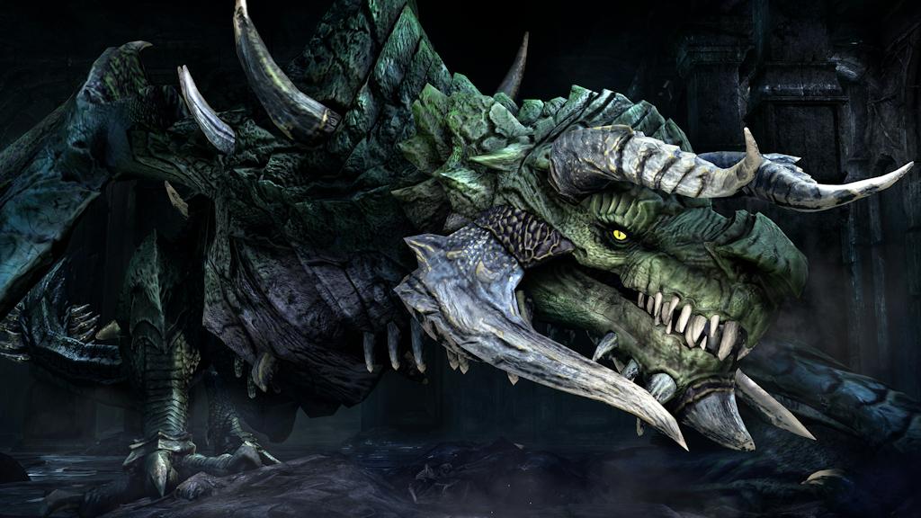 Elder Scrolls Online will launch Elsweyr and Necromancer in