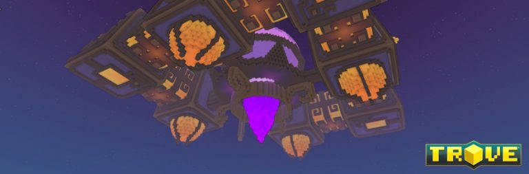 Trove's next update, Into the Deep, adds new world bosses and a level 25 class booster