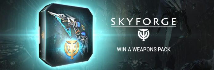 Enter to win a Skyforge Cold Flame quickplay code from My com and