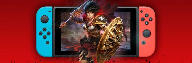 SMITE launches early access closed beta on the Switch ahead of planned full cross-progression