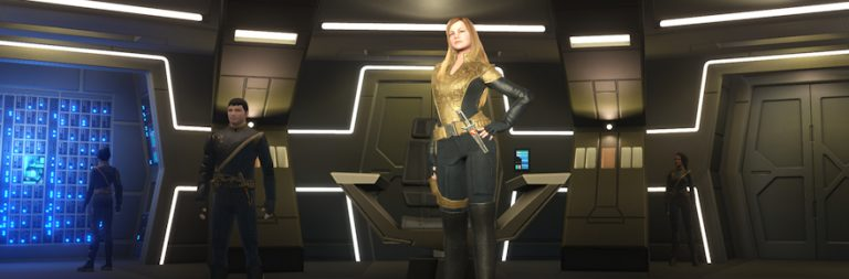 Star Trek Online launches Mirror of Discovery on console versions today