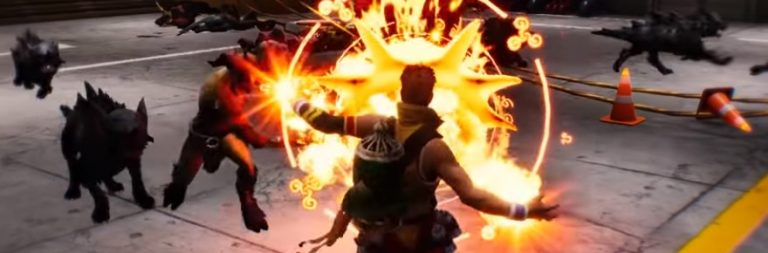 Breach warms up to the Pyromancer in new trailer